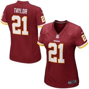 Women's Washington Redskins Sean Taylor Jersey
